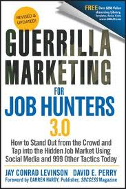 Exclusive FREE Preview of Guerrilla Marketing for Job Hunters 3.0