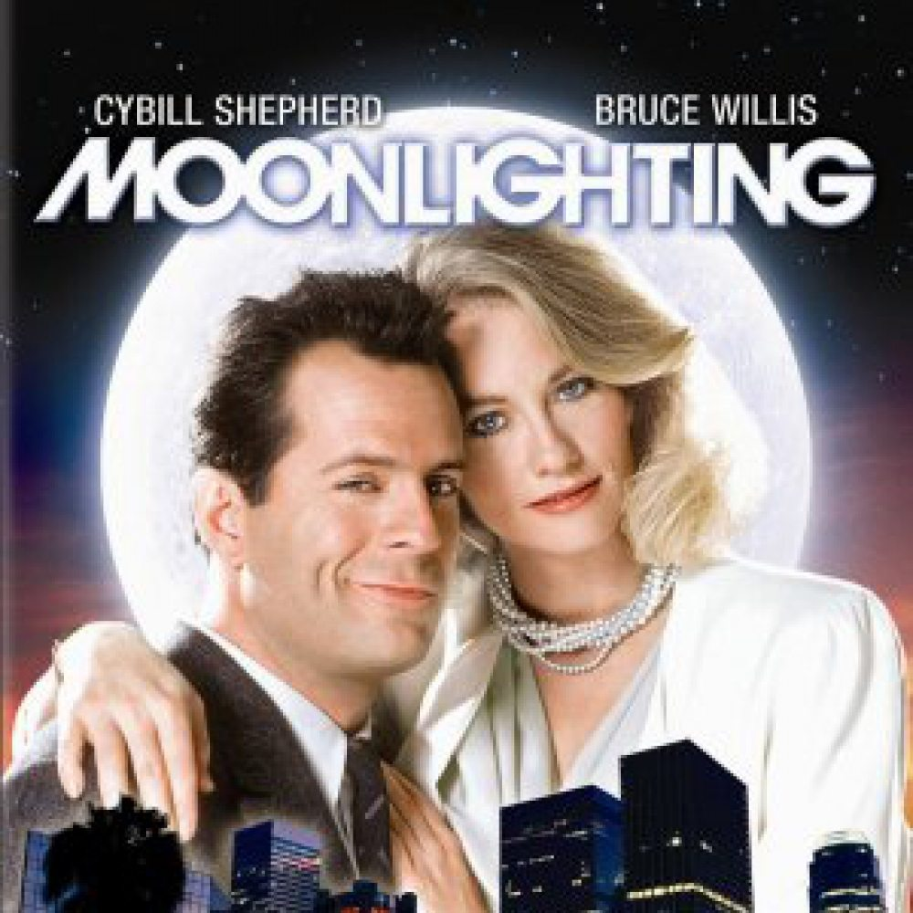A bit on the side: Is Moonlighting OK? | SimonStapleton.com Bruce Willis Cast