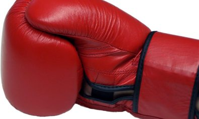 red-boxing-glove