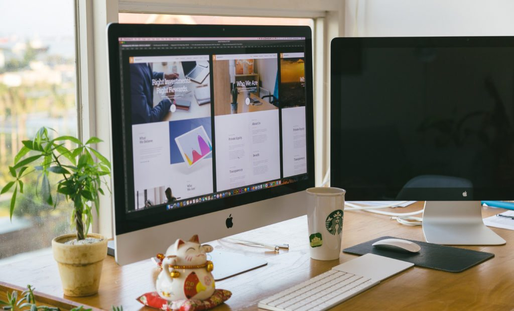 what makes a website attractive